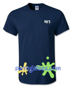 90'S Style Shirts