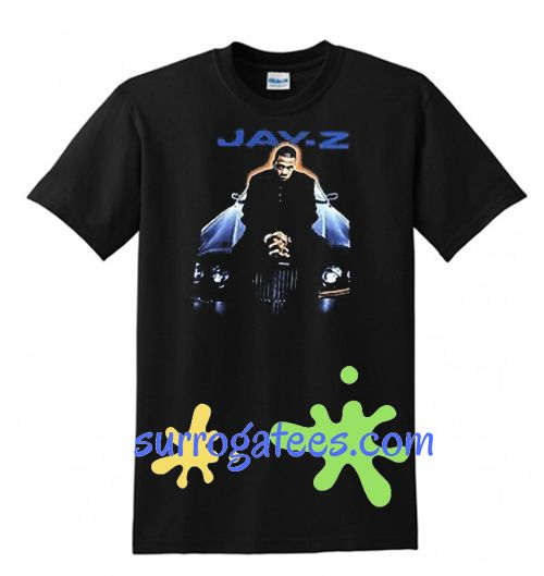 90's Jay-Z Hard Knock Life RARE Vintage Official Winterland Hip Hop Rap Tee Roc-A-Fella Records Shirt