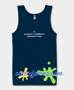 A Stanley Kubrick Production Tank top