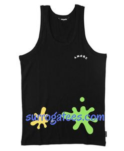Amore Tank Top gift tanktop shirt unisex custom clothing