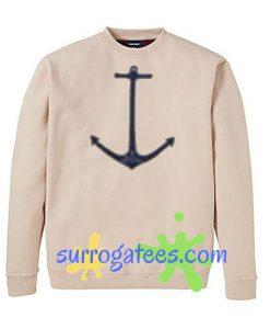 Anchor Sweatshirt Unisex Shirt
