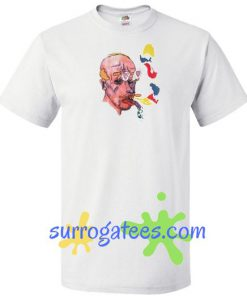 Art Man T Shirt unisex adult cool tee shirts