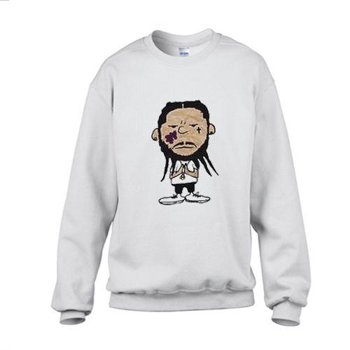 Asap yams sweatshirt