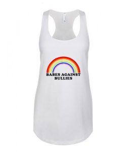 Babes Against Bullies Tank Top