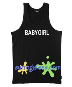 Babygirl Tanktop gift shirt unisex tees