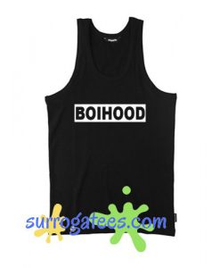 Boihood Tank Top