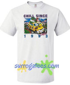 Brandy Melville Chill Since 1993 T Shirt