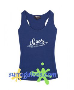 Chaos Coordinator graphic t-shirt tank top - momlife