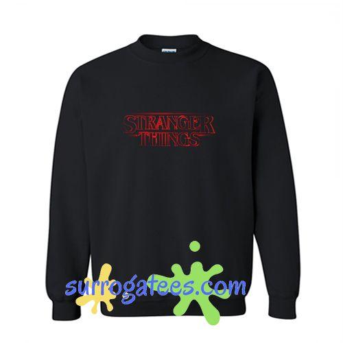 aabdef18 Stranger Things Sweatshirt