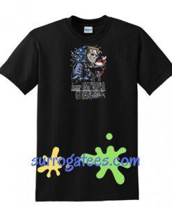 WOMENS TRUMP T SHIRT President is Zombie shirt Make America great again t shirt
