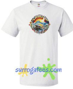 Woodstock Summer Of Love T Shirt