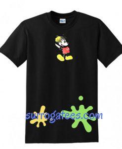 Xxxtentacion Mickey Mouse T Shirt