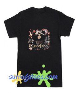Y2K Ozzfest Tee T Shirt