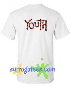 Youth Back T shirt