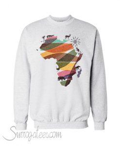 Afrika Sweatshirt