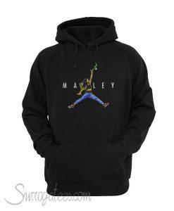 Air Marley Bob Marley Hoodie