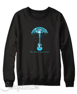 There Will Be An Answer Sweatshirt