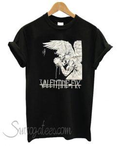 1990s VALENTINE matching T-Shirt