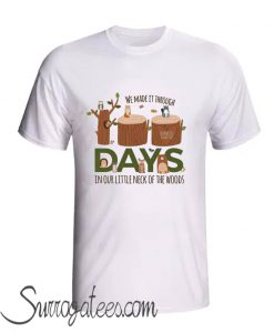100 Days Smarter matching T-Shirt