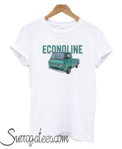 1961 Ford Econoline pickup matching t-shirt_1