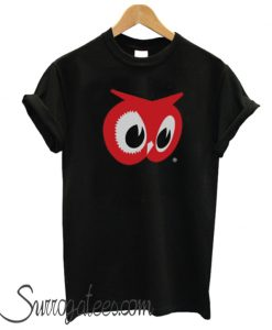 Red Owl Food Stores - Black matching T-Shirt - Vintage Logo