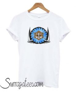 Yacht anchor and rope matching T-Shirt