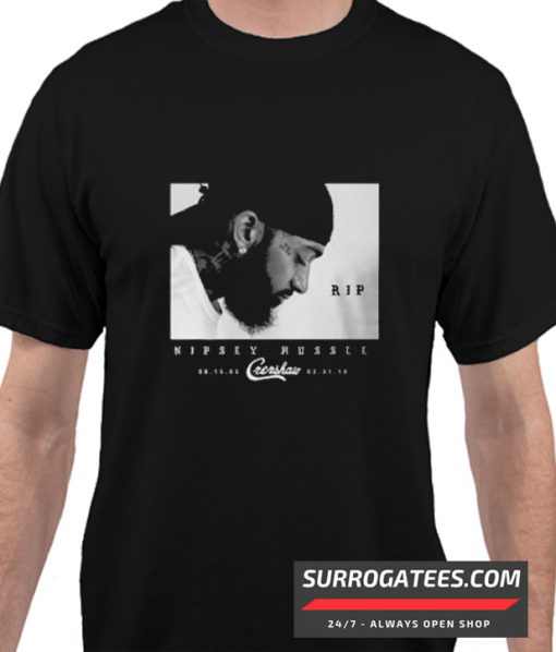 Nipsey Hussle matching T Shirt