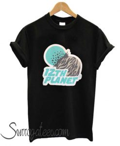 12th Planet matching T Shirt