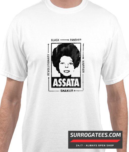 Assata Shakur matching T Shirt