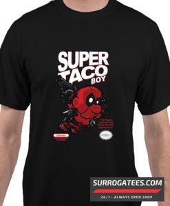 Super Taco Boy MATCHINGT Shirt