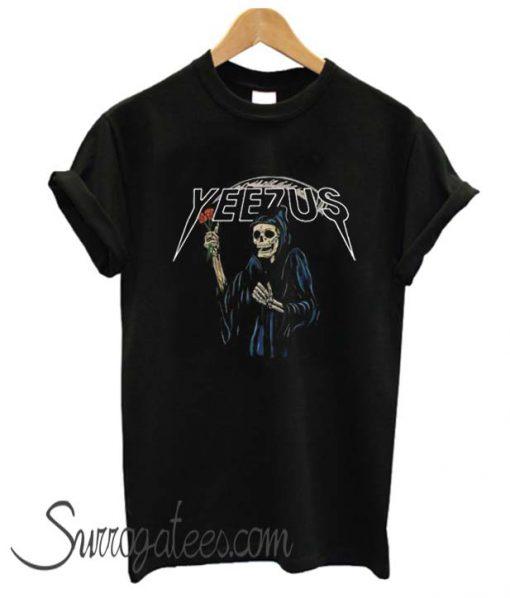 Yeezus matching T-shirt