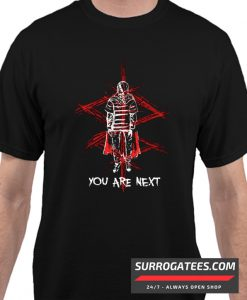 You Are Next matching T Shirt