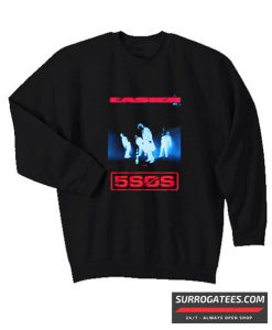 5sos Easier matching Sweatshirt