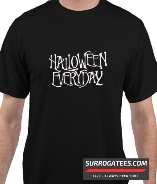 Motionless In White Halloween Everyday matching T-shirt