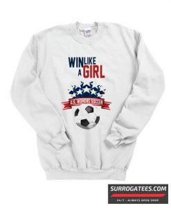 Womens Soccer matching Sweatshirt