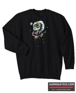1995 Extra-Terrestrial Jerry Garcia Matching Sweatshirt