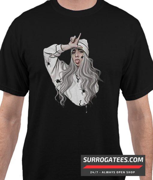 Billie Eilish fan Matching T Shirt