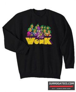 Wonkwork Matching Sweatshirt