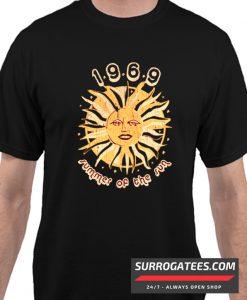 1969 Summer Of The Sun Matching T Shirt