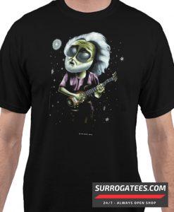 1995 Extra-Terrestrial Jerry Garcia Matching T Shirt