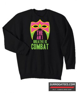 THE WARRIOR MOTTO Matching Sweatshirt
