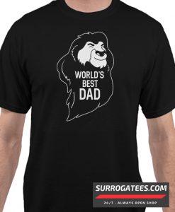 World Best Dad Matching T Shirt