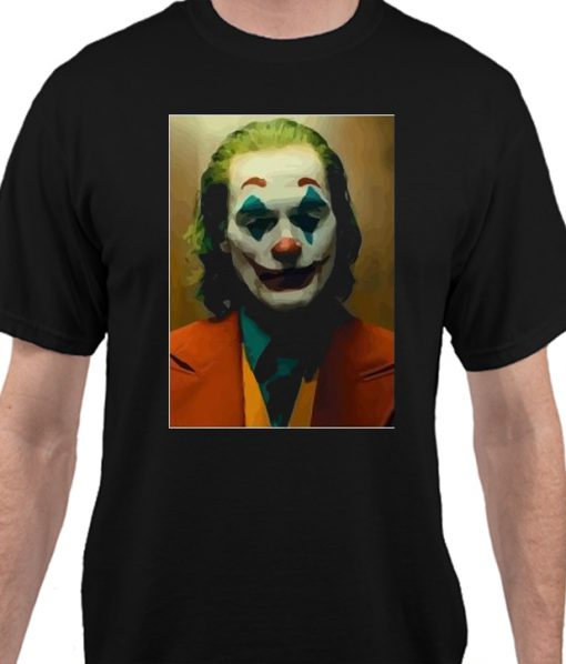 Joker 2019 Exclusive Matching T Shirt