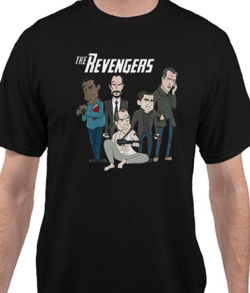The Revengers Matching T Shirt