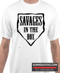 Yankees Savages Matching T Shirt