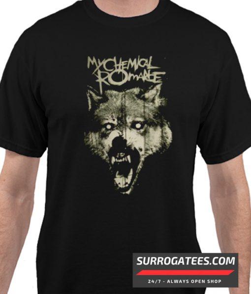 My Chemical Romance Wolf Matching T-Shirt