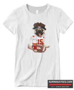 PATRICK MAHOMES PUG MAHOMES KANSAS CITY CHIEFS Matching T Shirt