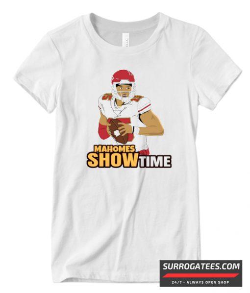 Patrick Mahomes Show Time Matching T Shirt