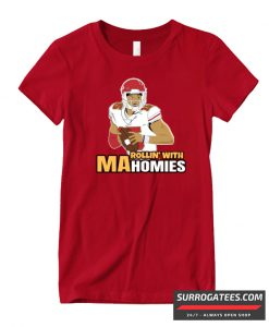 Rollin' With Patrick Mahomes Matching T Shirt
