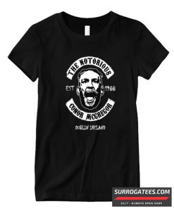 The Notorious Conor Mcgregor Matching T Shirt